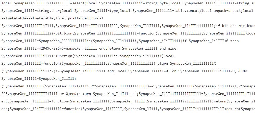 Synapse Xen Example