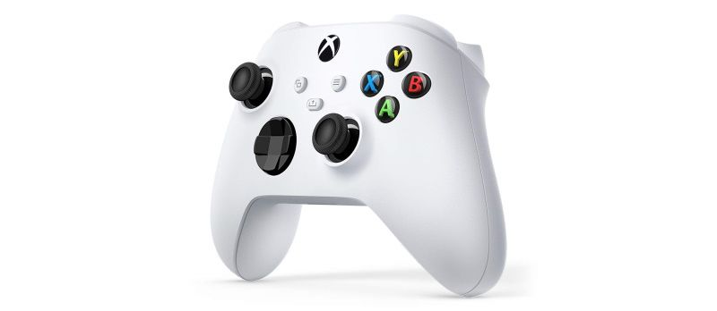 Xbox Core Controller Best For PC White Gamepad