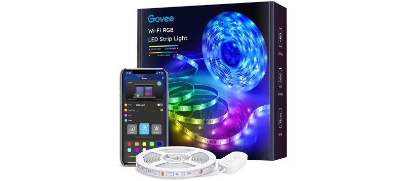 RGB LED Light Strip Smart Wifi Govee